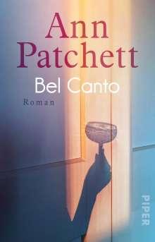Ann Patchett: Bel Canto, Buch