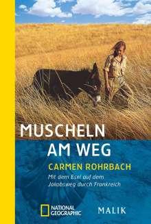 Carmen Rohrbach: Muscheln am Weg, Buch