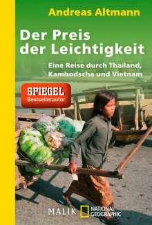 Andreas Altmann: Der Preis der Leichtigkeit, Buch
