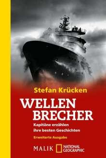 Stefan Krücken: Wellenbrecher, Buch