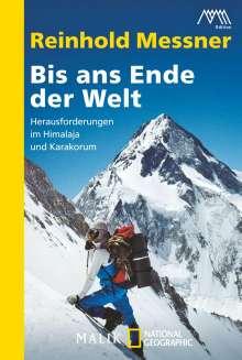 Reinhold Messner: Bis ans Ende der Welt, Buch