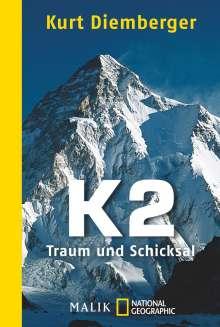Kurt Diemberger: K2 - Traum und Schicksal, Buch