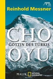 Reinhold Messner: Cho Oyu, Buch