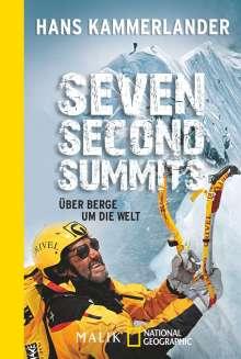Hans Kammerlander: Seven Second Summits, Buch