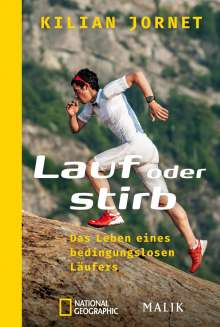 Kilian Jornet: Lauf oder stirb, Buch