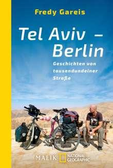 Fredy Gareis: Tel Aviv - Berlin, Buch