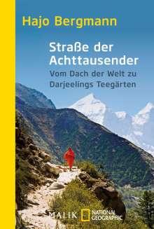 Hajo Bergmann: Straße der Achttausender, Buch