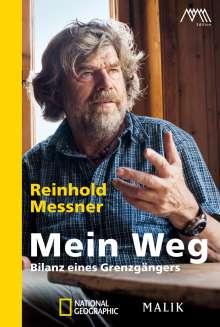 Reinhold Messner: Mein Weg, Buch