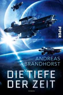 Andreas Brandhorst: Die Tiefe der Zeit, Buch