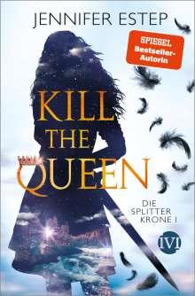 Jennifer Estep: Kill the Queen, Buch