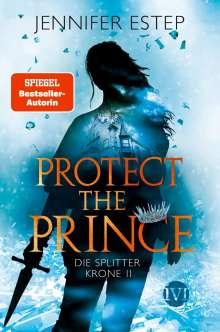 Jennifer Estep: Protect the Prince, Buch