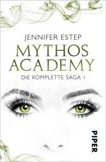 Jennifer Estep: Mythos Academy, Buch