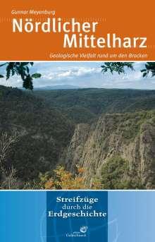 Gunnar Meyenburg: Nördlicher Mittelharz, Buch