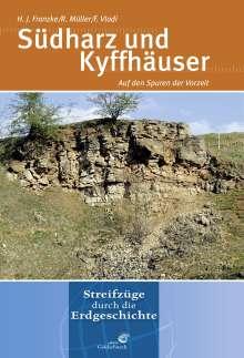 Hans Joachim Franzke: Südharz und Kyffhäuser, Buch