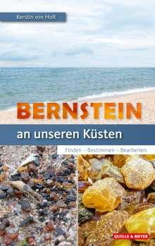Kerstin von Holt: Bernstein an deutschen Küsten, Buch