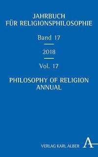 Jahrbuch für Religionsphilosophie 17, Buch