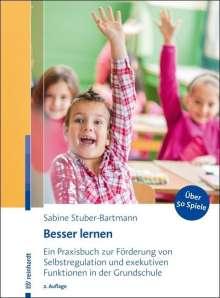 Sabine Stuber-Bartmann: Besser lernen, Buch