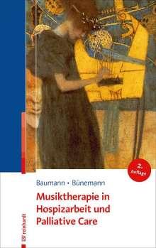 Martina Baumann: Musiktherapie in Hospizarbeit und Palliative Care, Buch