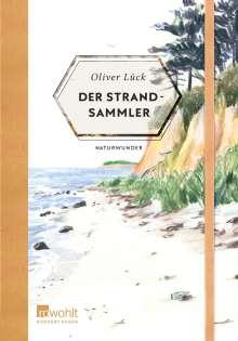 Oliver Lück: Der Strandsammler, Buch
