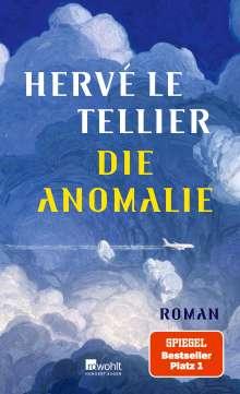 Hervé Le Tellier: Die Anomalie, Buch