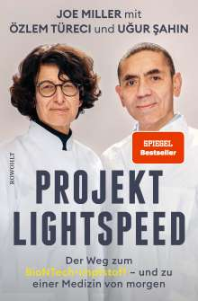 Joe Miller: Projekt Lightspeed, Buch