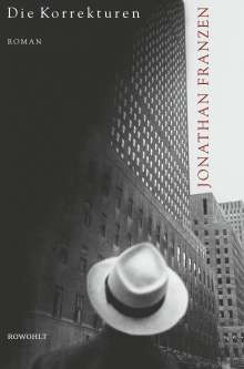 Jonathan Franzen: Die Korrekturen, Buch