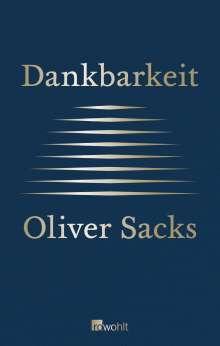 Oliver Sacks: Dankbarkeit, Buch