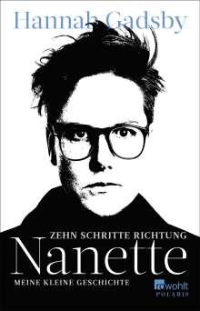 Hannah Gadsby: Zehn Schritte Richtung Nanette, Buch