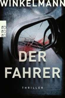 Andreas Winkelmann: Der Fahrer, Buch