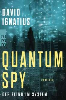 David Ignatius: Quantum Spy, Buch