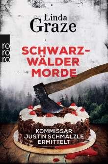 Linda Graze: Schwarzwälder Morde, Buch