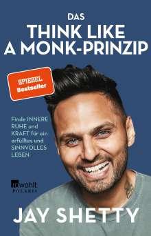 Jay Shetty: Das Think Like a Monk-Prinzip, Buch
