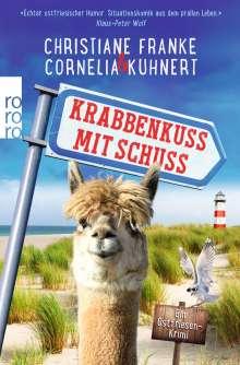 Christiane Franke: Krabbenkuss mit Schuss, Buch