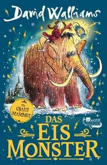 David Walliams: Das Eismonster, Buch