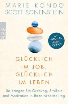 Marie Kondo: Glücklich im Job, glücklich im Leben, Buch