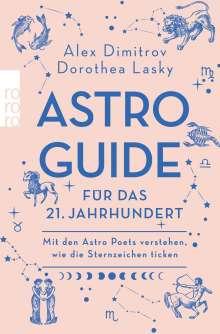 Alex Dimitrov: Astro-Guide fürs 21. Jahrhundert, Buch