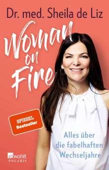 Sheila de Liz: Woman on Fire, Buch
