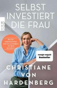 Christiane von Hardenberg: Selbst investiert die Frau, Buch