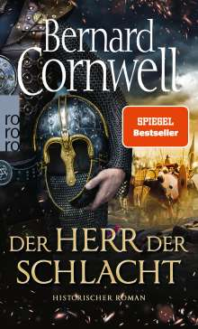 Bernard Cornwell: Der Herr der Schlacht, Buch