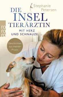 Stephanie Petersen: Die Inseltierärztin, Buch