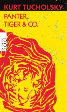 Kurt Tucholsky: Panter, Tiger & Co., Buch