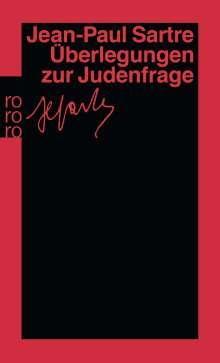 Jean-Paul Sartre: Überlegungen zur Judenfrage, Buch