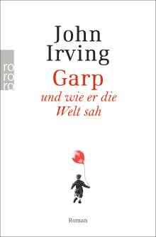 John Irving: Garp und wie er die Welt sah, Buch