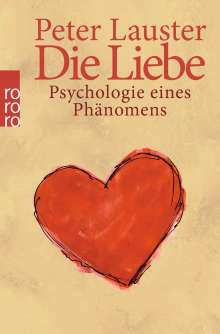 Peter Lauster: Die Liebe, Buch