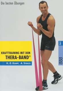 Hans-Dieter Kempf: Krafttraining mit dem Thera-Band, Buch