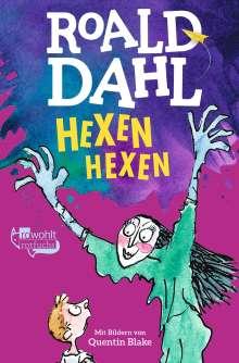 Roald Dahl: Hexen hexen, Buch