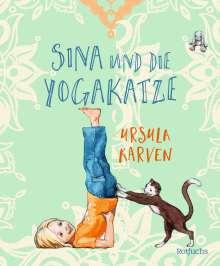 Ursula Karven: Sina und die Yogakatze, Buch