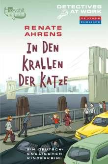 Renate Ahrens: Detectives At Work. In den Krallen der Katze, Buch