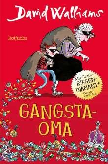 David Walliams: Gangsta-Oma, Buch