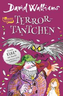 David Walliams: Terror-Tantchen, Buch